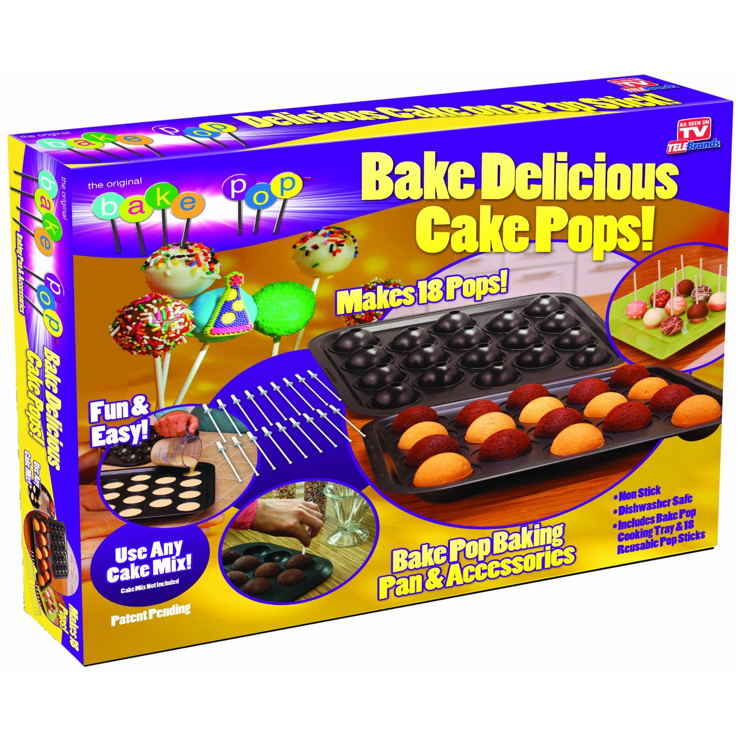 Cake Ball Pan Bed Bath Beyond