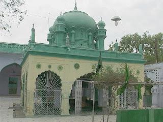 Shaheshawali  Dargah