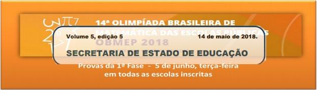 Informativo OBMEP Nº 5