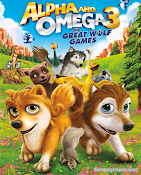Alpha and Omega 3: The Great Wolf Games (2014) ()