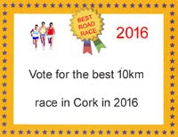 Poll for the best 10km race in Cork in 2016