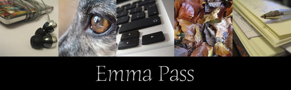 Emma Pass • My Blog