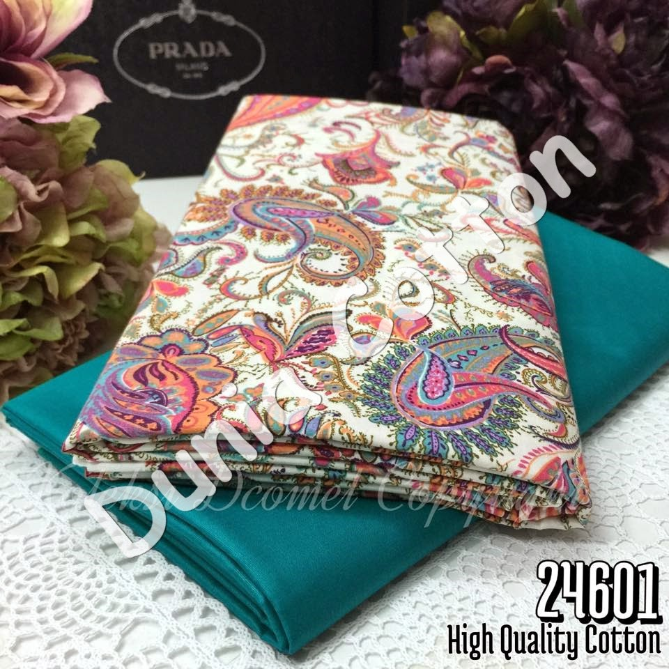 Kain English Cotton Gred AAA Matching Album 246