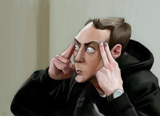 Sheldon Cooper por obeythekiwi