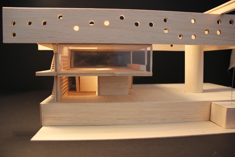 arch1201 design studio three carol bordeaux house model. Black Bedroom Furniture Sets. Home Design Ideas