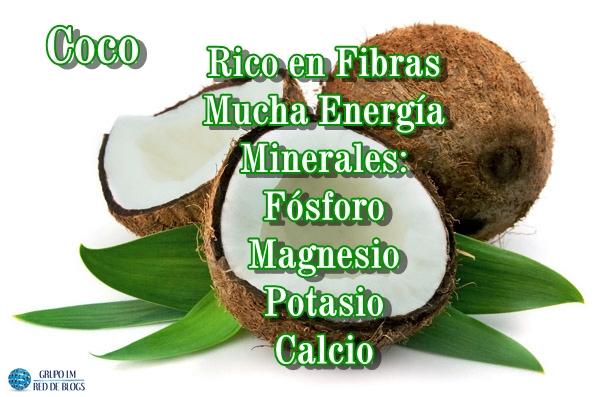 Coco Fruta