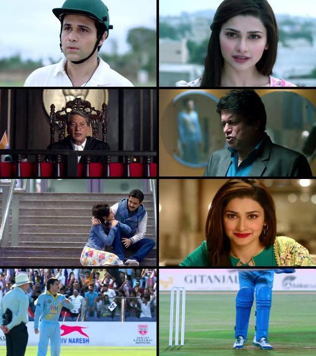Azhar 2016 Hindi 480p DVDRip 350mb