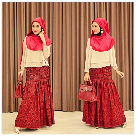 Koleksi Baju Muslim Dian Pelangi Terbaru 2015
