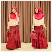Baju Muslim Dian Pelangi Corak Modern