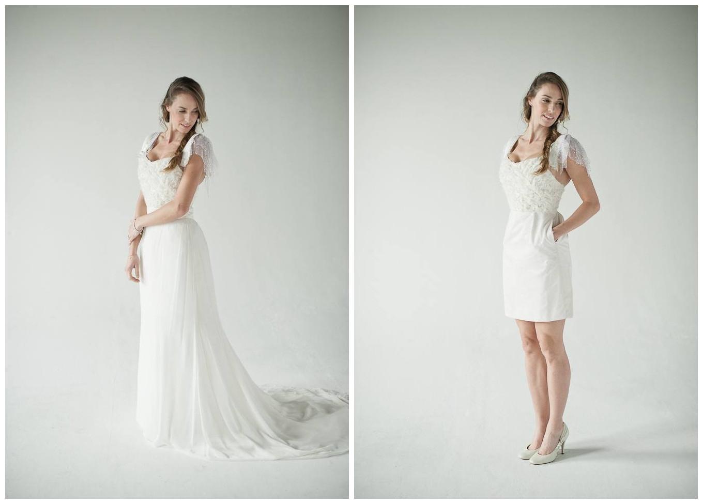 Whiteazalea 2 in1 wedding dresses timeless convertible for 3 in 1 wedding dress
