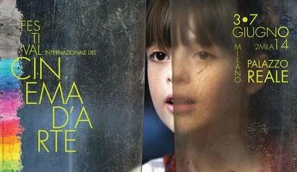 Festival Internazionale del Cinema d'Arte: a Milano dal 3 al 7 giugno 2014