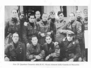 SETTEMBRE1944 QUARTIERE GENERALE DELLA R.S.I.