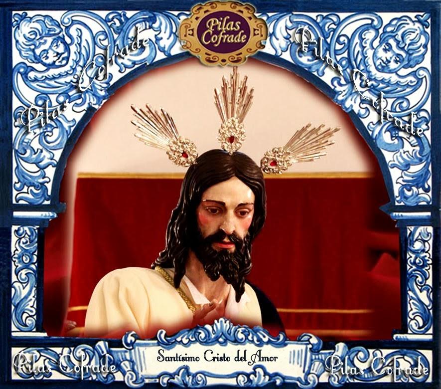 ASOCIACIÓN PARROQUIAL DEL CRISTO DEL AMOR (LA BORRIQUITA) - PILAS