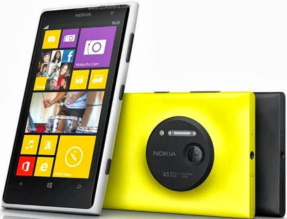 Nokia Lumia 1020-41MP camera