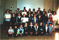 La prima scuola che vince l'Oscar NO AL BULLISMO