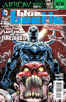 Blue Beetle #16 Cover