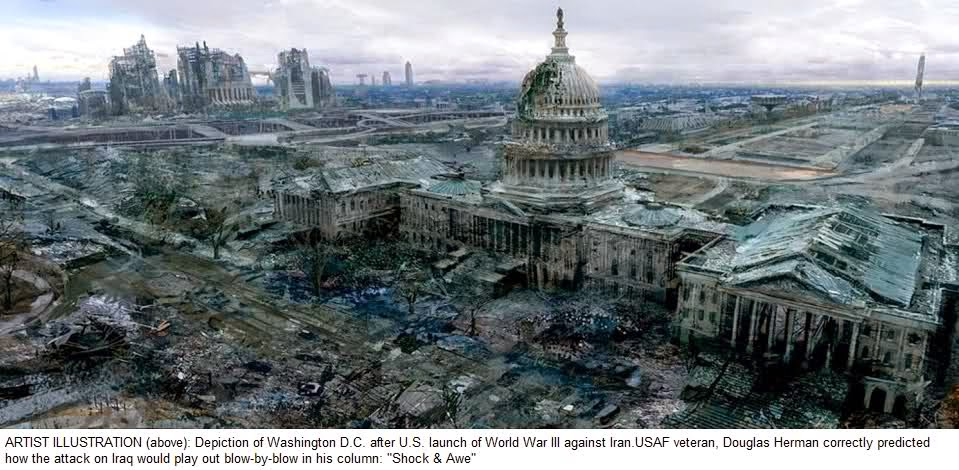 Republican Congressman Unveils Bill To Launch World War III