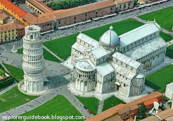 Piazza dei Miracoli Pisa Tower