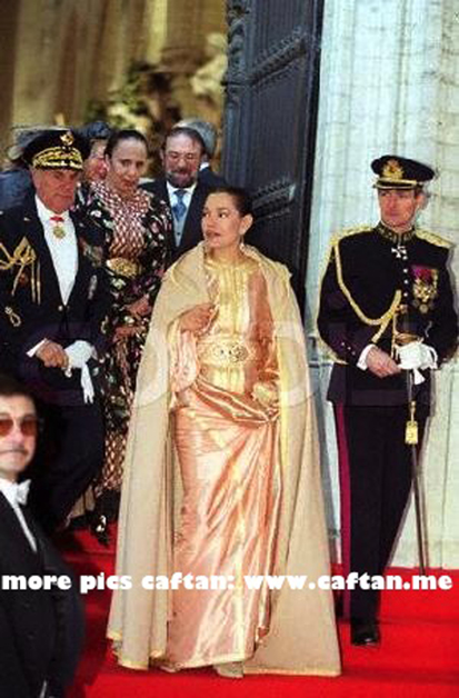 caftan royal lalla hasna caftanma