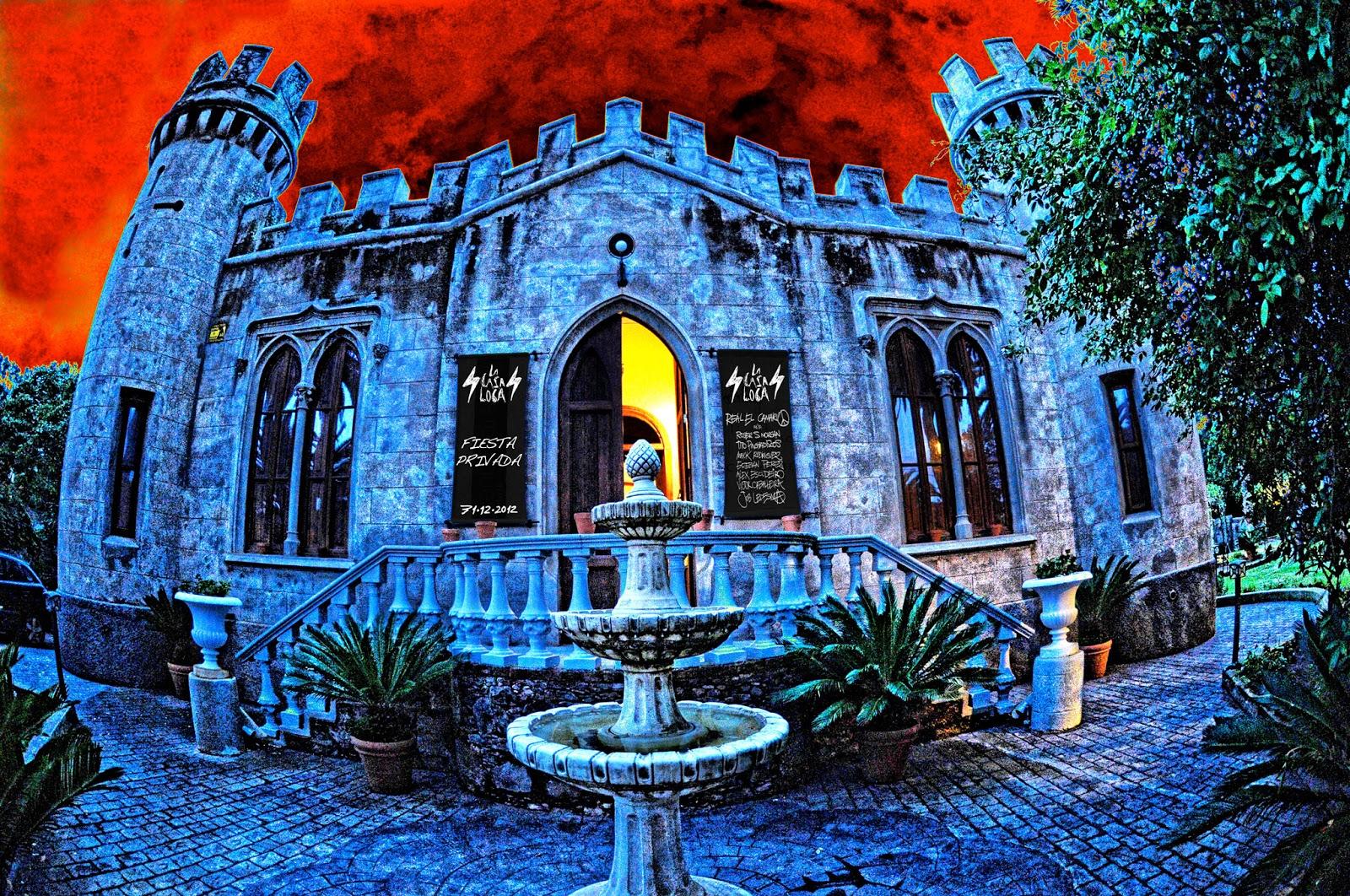 La casa loca fiesta fin de a o farra world un mundo de eventos a otro nivel - Casa para fin de ano malaga ...