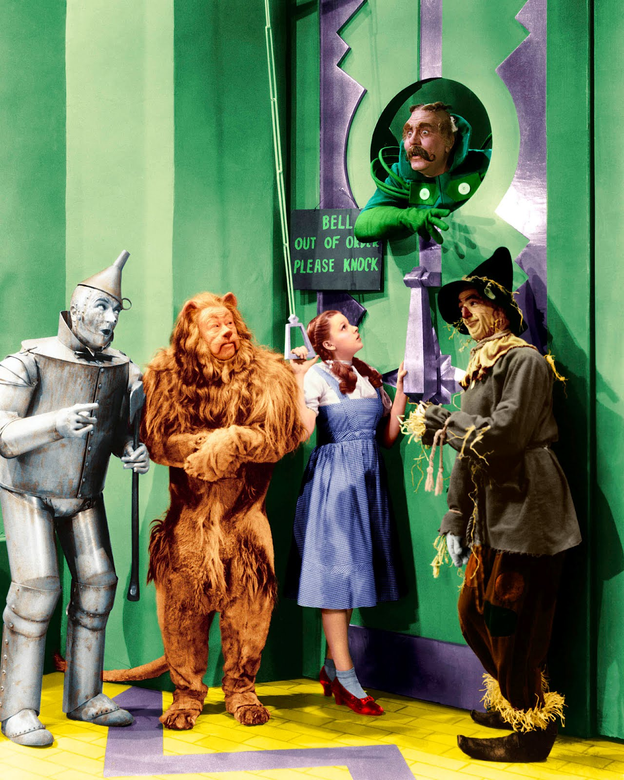 the old wizard of oz