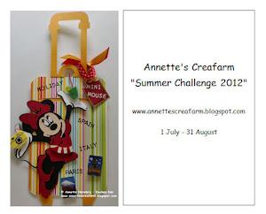Challenge summer Challenge 2012 1 juli t/m 31 augustus
