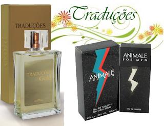 Perfume Animale For Men de 180,00 por R$ 100,00