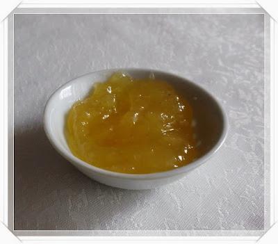 confitura de mango