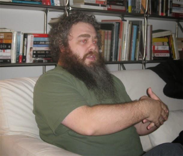 Patrick Rothfuss en España