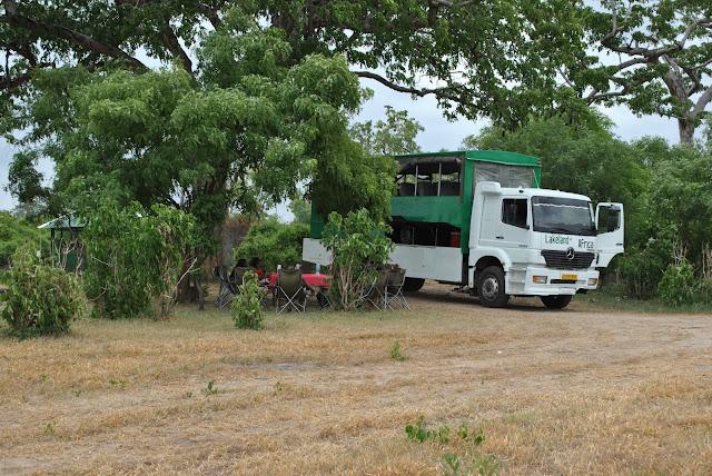Mikumi National Park, Campsite 1