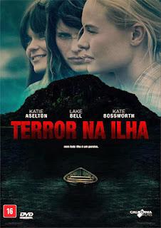 Terror na Ilha - DVDRip Dual Áudio
