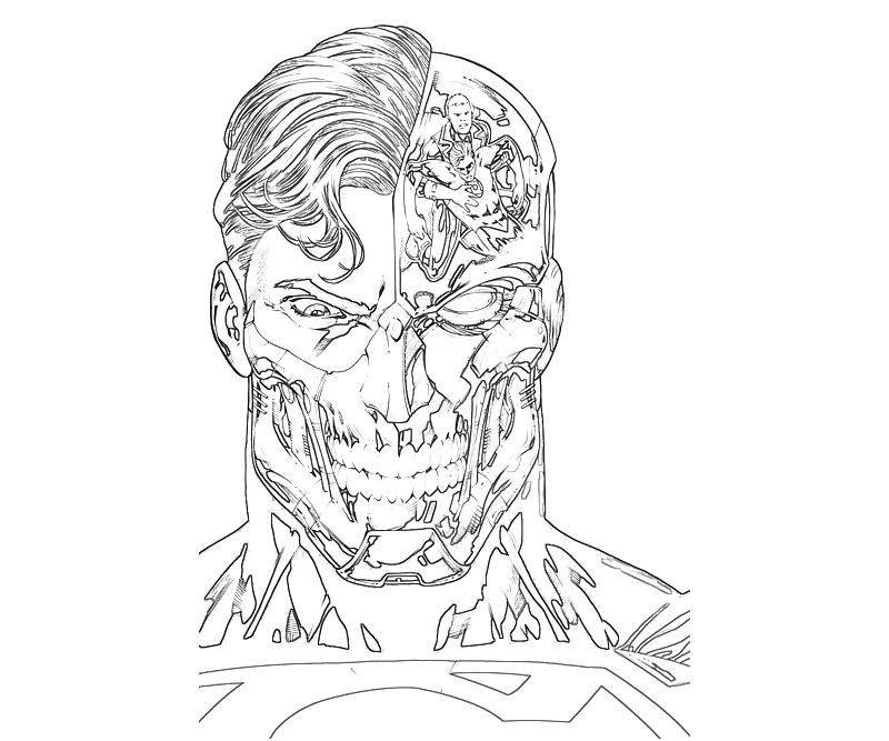 printable-cyborg-superman-face-coloring-pages