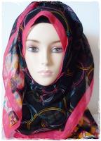 model jilbab terbaru