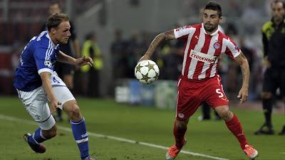 Schalke 04 vs Olympiakos