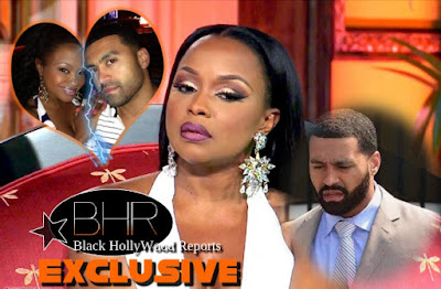 "Phaedra Park's Ex Husband ""Apollo Nida"" Might Get A Early Release"