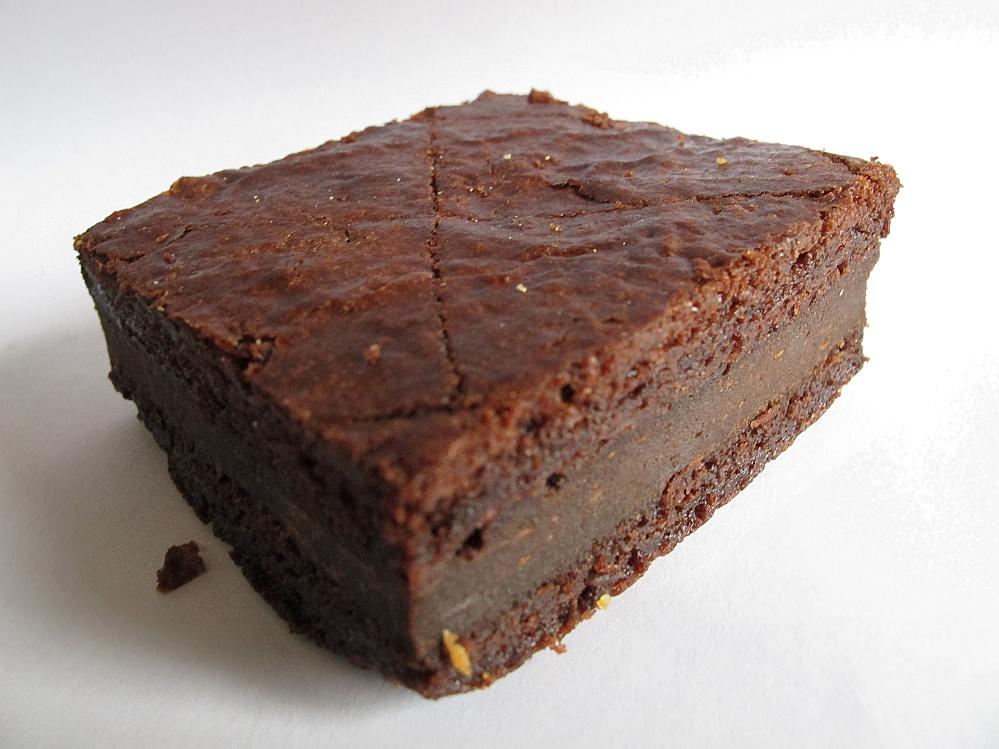 Gateau basque chocolat