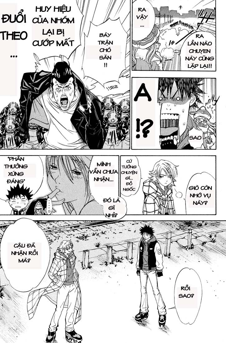 Air Gear Chap 011