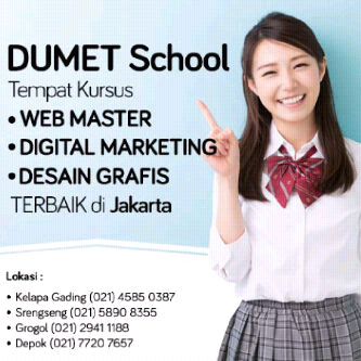 Kursus Website Terbaik Di Jakarta dan Depok