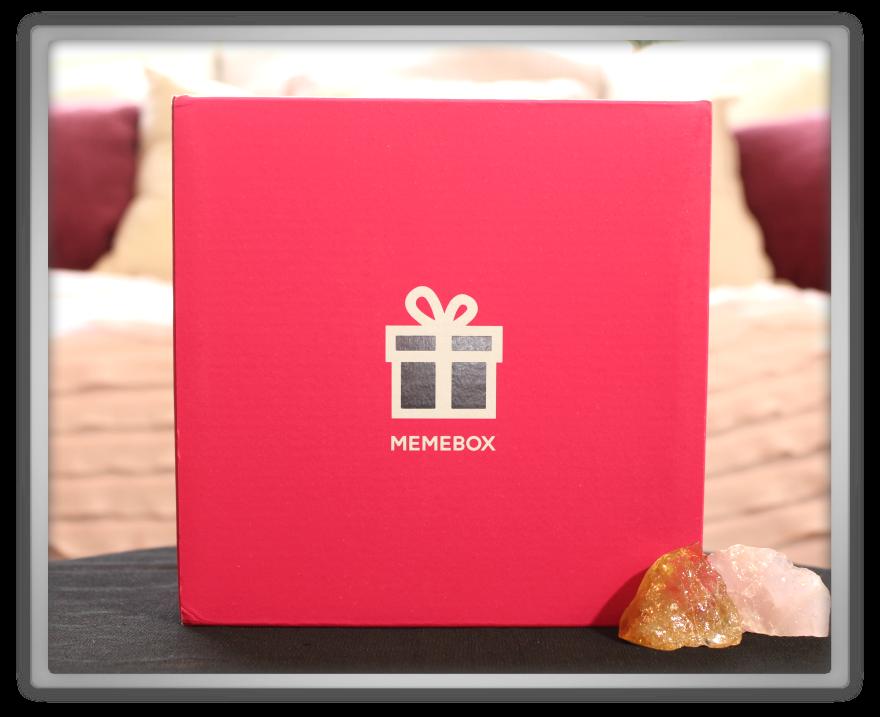 겟잇뷰티박스 by 미미박스 memebox beautybox Special #36 Meme's Pouch unboxing review box