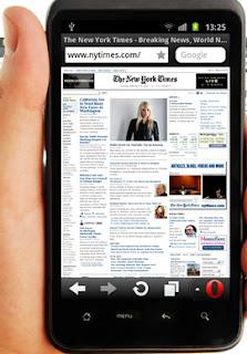 Opera mini 6.5 for mobile