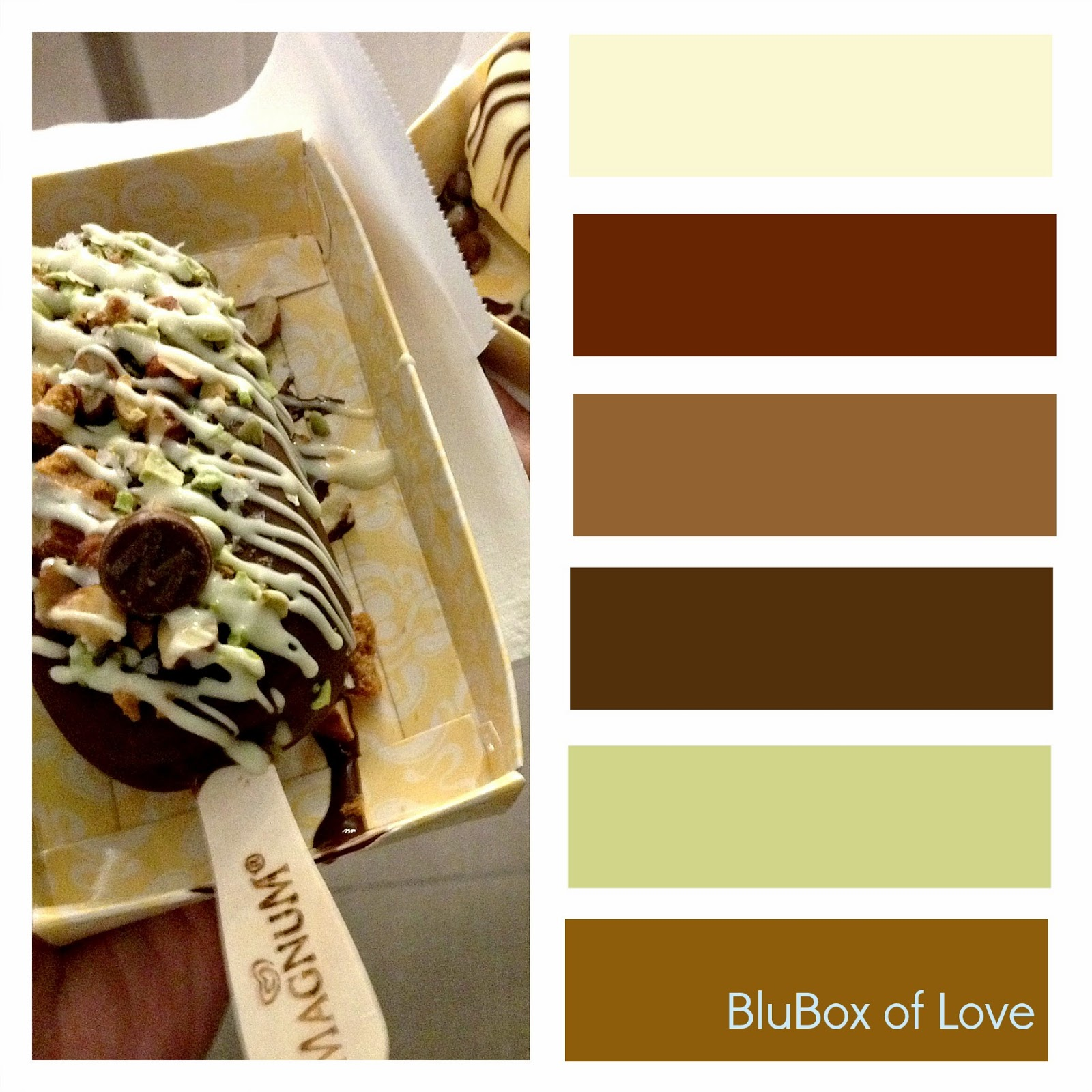 BluBox of Love: Colour Inspiration/Palette