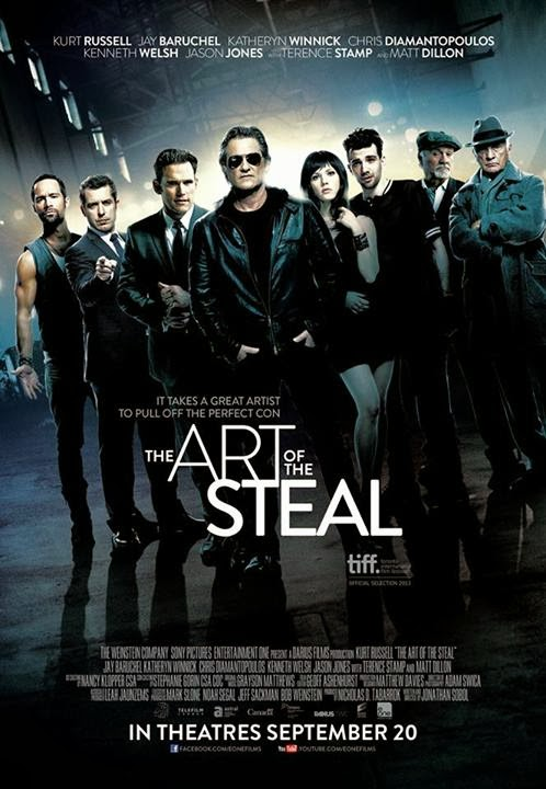 The Art of the Steal (2013) [Latino]