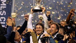 Ángeles Galaxy se coronó campeón de la MLS 2011
