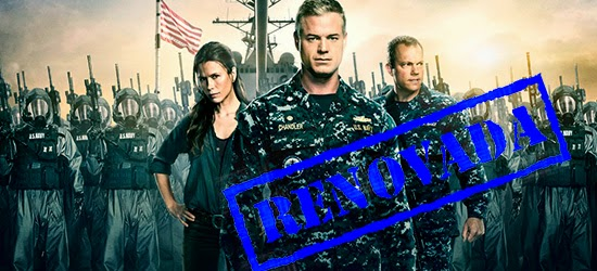 The Last Ship (TNT): Renovada temporada 2 comienza el 21/6
