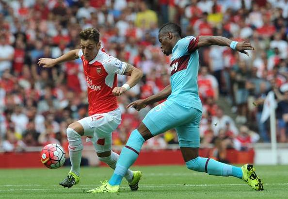 Arsenal Takluk 0-2 dari West Ham