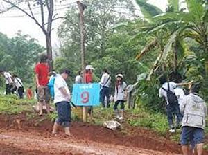 กิจกรรมสภาฯ  - ร่วมปลูกป่า กับชุมชนตำบลฯ