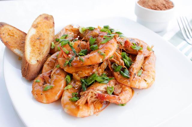 Jay D's BBQ Shrimp