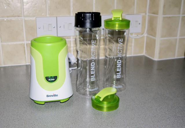 Breville Blend-Active Personal Blender, 300 W - Green thebeautytype.com review lifestyle blog fitness beauty reviews