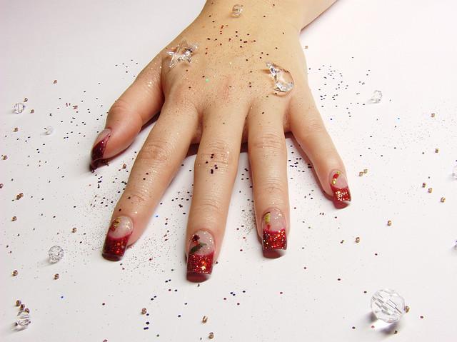Christmas Nail Art Designs -23