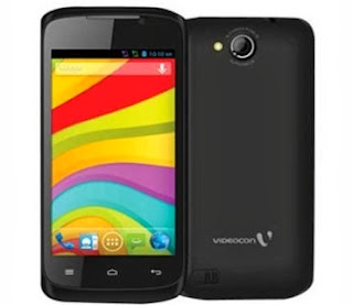 (Lowest Price) Videocon A31- 4″ IPS Display, Android 4.2.2, 1.2 Ghz Dual Core Processor, 512MB RAM, 5MP Rear with Flash, 1.3MP Front Camera, 4GB Memory, Video Calling for Rs.5192 or Rs.5369 Only